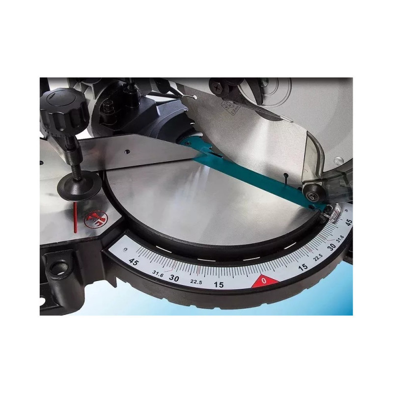 "Sierra Ingleteadora 10"" (255 mm) 1500 W 4200 rpm Inglete 45° izquierda Makita MLS100"
