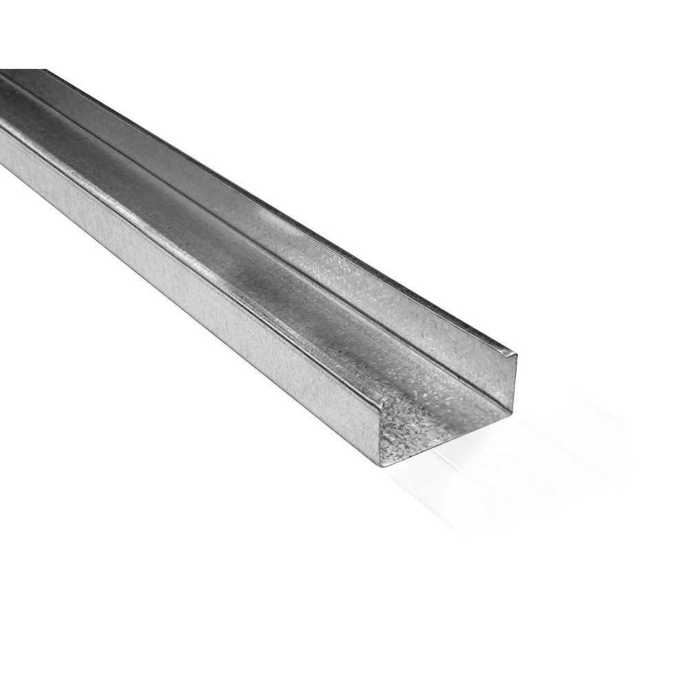 Montante  Estructural 0.85x60x40MMx2.4MTS Perfimet DL-02710