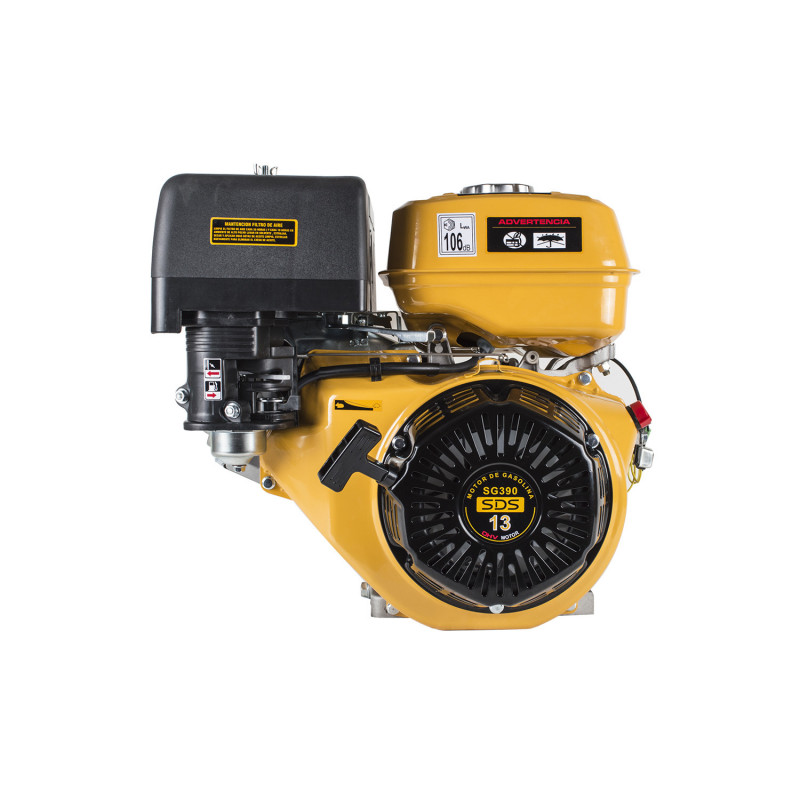 Motor gasolina 13 HP cilindrada 389cc SG390. Sds Power MI-SDS-37658