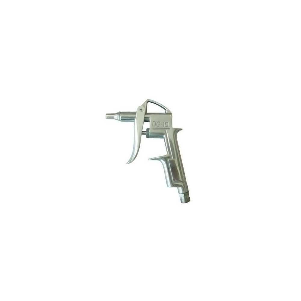 Pistola sopleteado con boquilla corta 2mm, 120 PSI, DG-10-1. Muzi MI-MUZ-39088