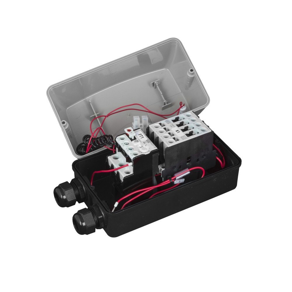 Partidor Compresor 3HP 220V 012.1156-0/AT. Schulz MI-SCH-050411