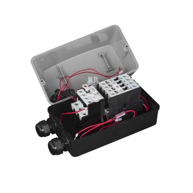 Partidor Compresor potencia 3HP 380 V 012.1158-0/AT. Schulz MI-SCH-050412