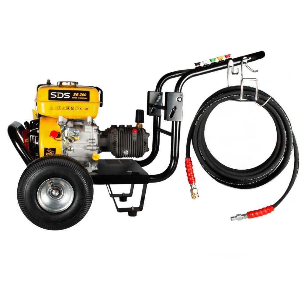 Hidrolavadora alta presión 6.5HP SGPW3000Z Sds Power MI-SDS-053547