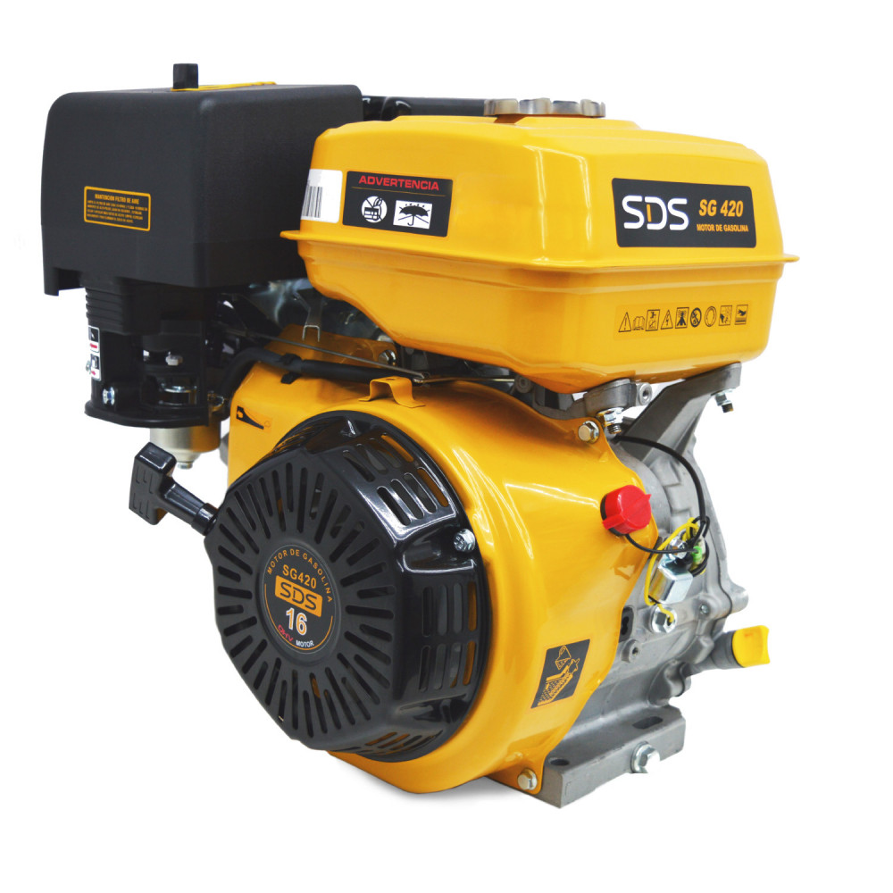 Motor gasolina partida manual 16HP SG420 Sds Power MI-SDS-053596