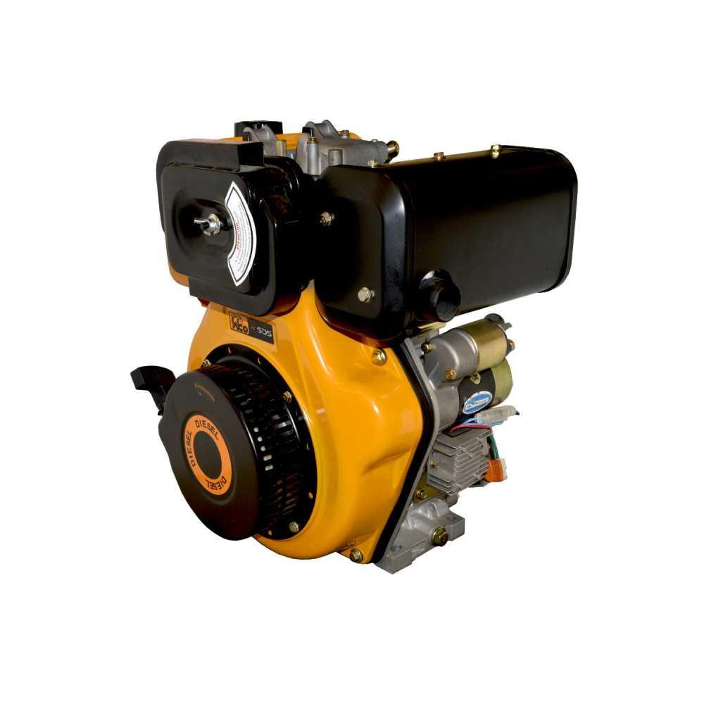 Motor diesel 9,5 HP 406 cc SD186E Sds Power MI-SDS-36809