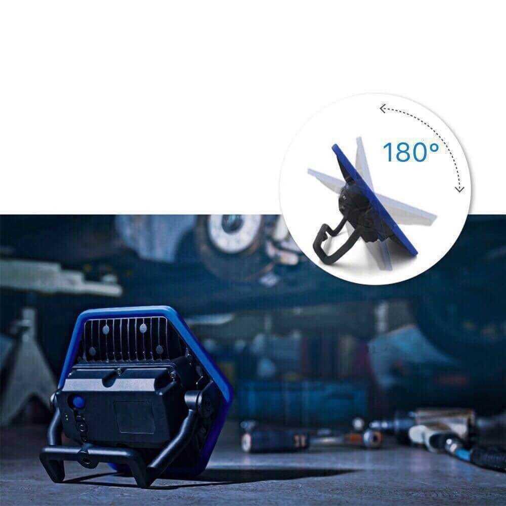 Lámpara De Trabajo 500/1000/2100 lumenes WL4018 Takenow MI-TKN-052587