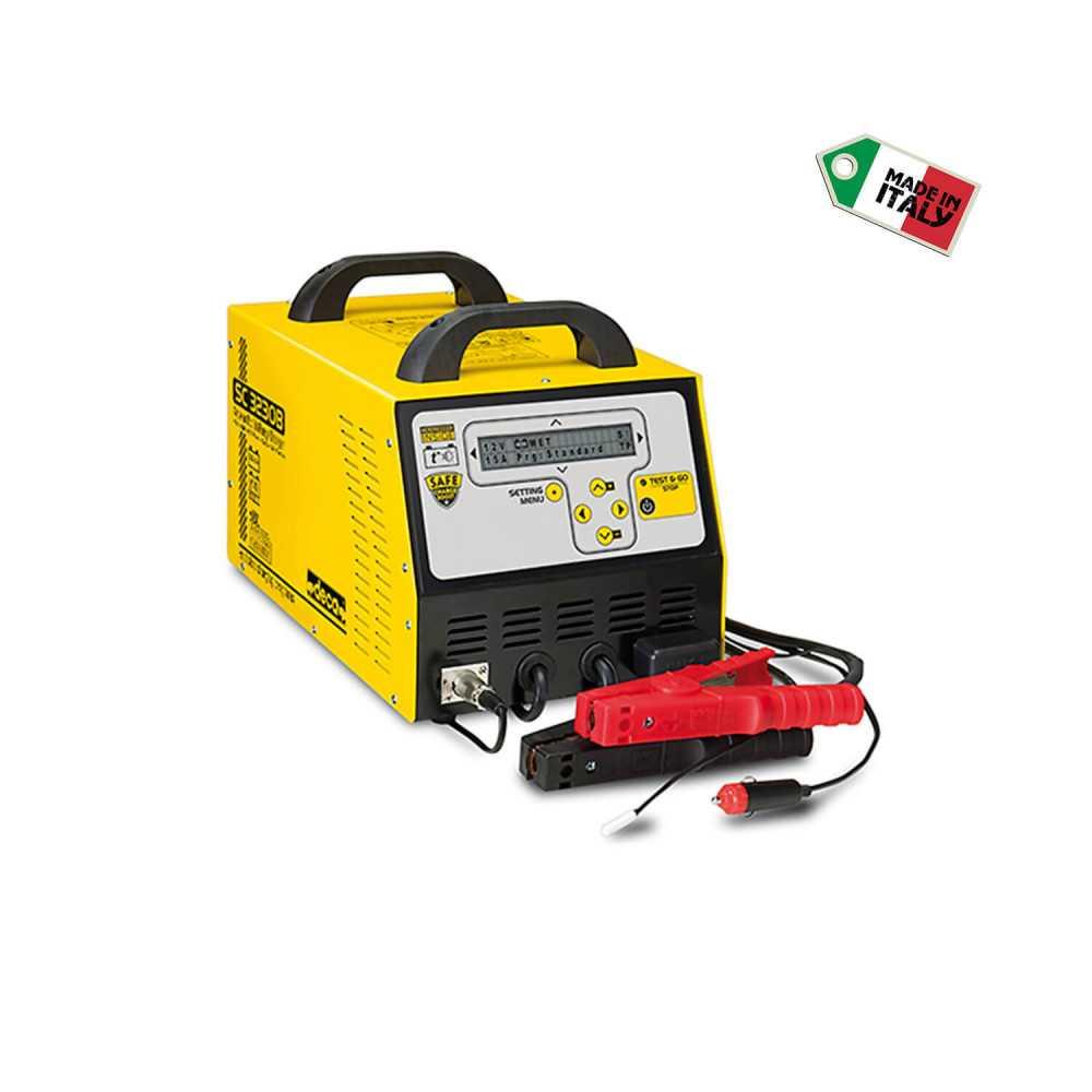 Cargador Partidor de Baterias 6/12/24 V SC3230B (378500) Deca MI-DCA-45890