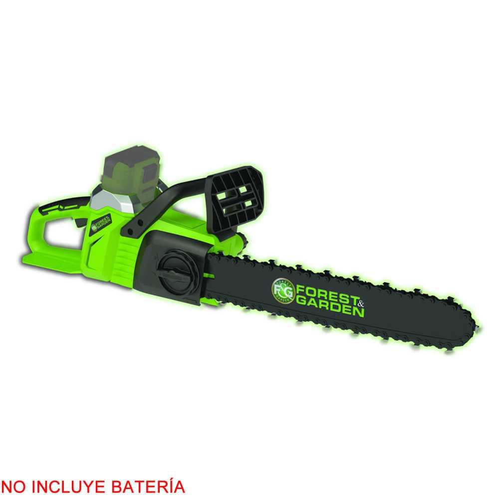"Electrosierra Inalámbrica 42V 14"" ECR 735/42 NO INCLUYE BATERIA Forest And Garden MI-FYG-051178"