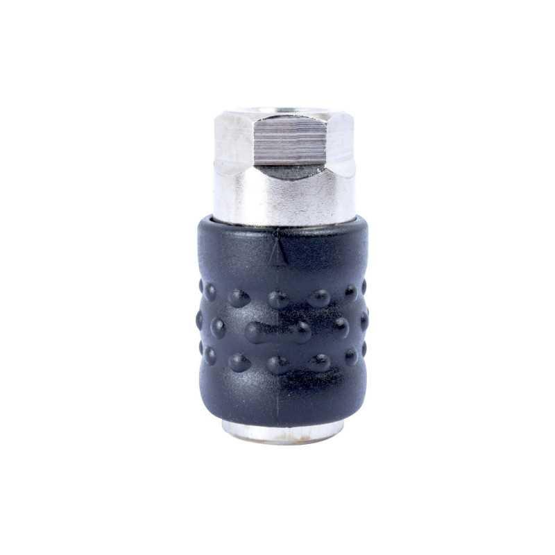 """Inflador Doble 1/4"""" HS-B1030A Ktg Auto Tool MI-KTG-051060"""