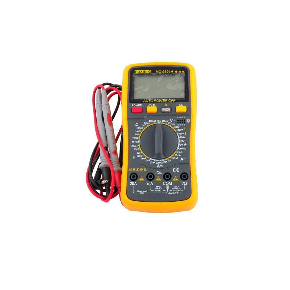 Tester-Multimetro Digital HS-A3913 Ktg Auto Tool MI-KTG-051062