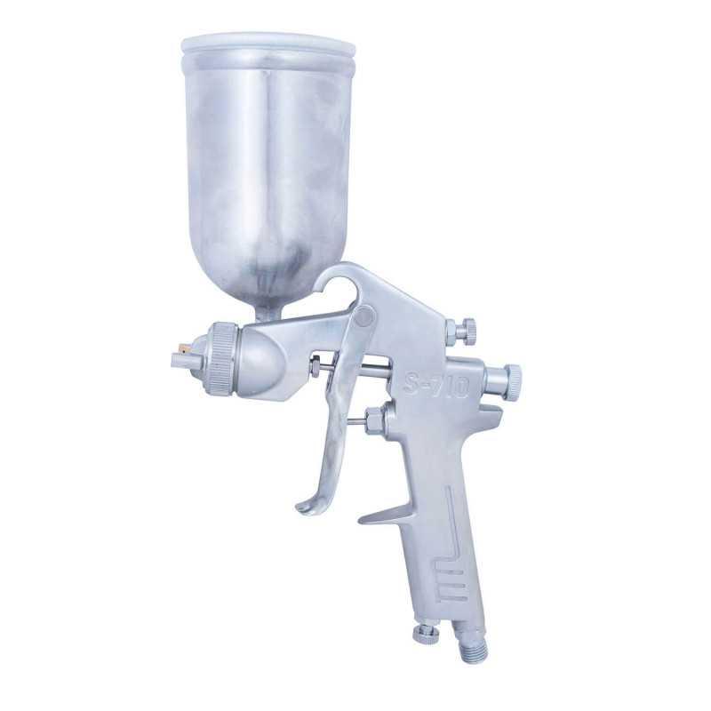 Pistola De Pintar Boquilla 1.3 mm 400cc S-710G Muzi MI-MUZ-39086