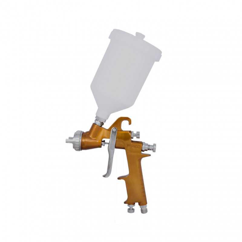 Pistola De Pintar Boquilla 1.4 mm 600cc W400 Muzi MI-MUZ-46209