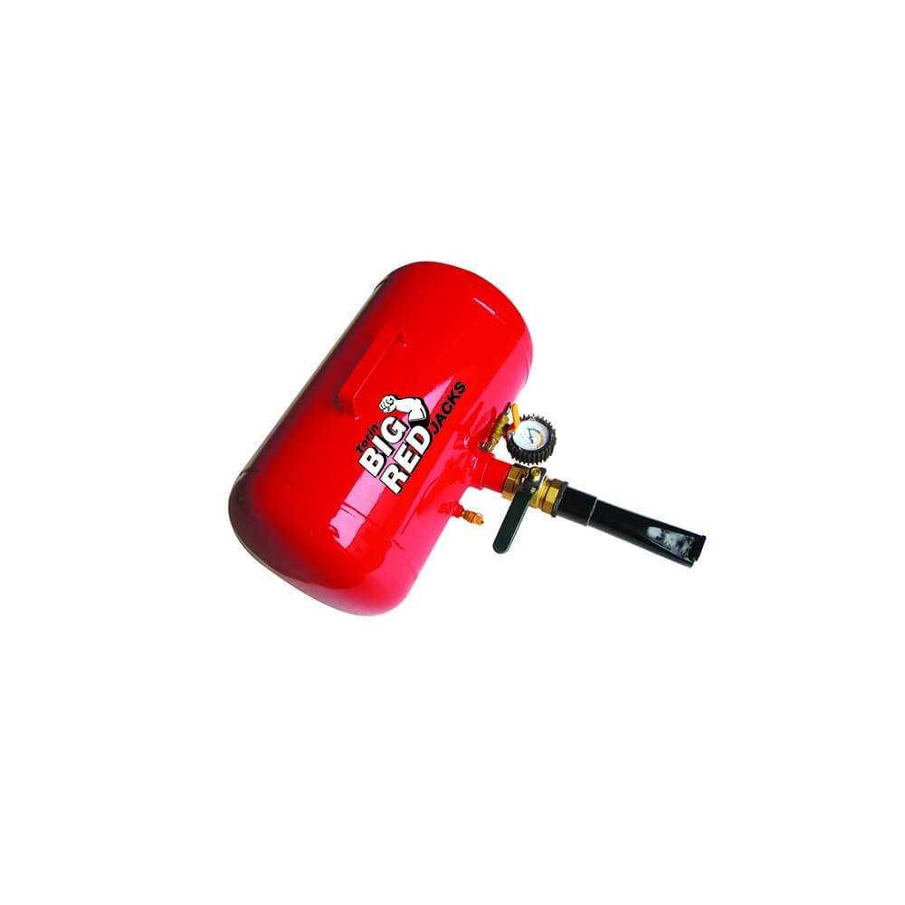 Inflador De Neumáticos CHEETAH 45 Lts 10 bar TRAD036 Torin MI-TON-049052