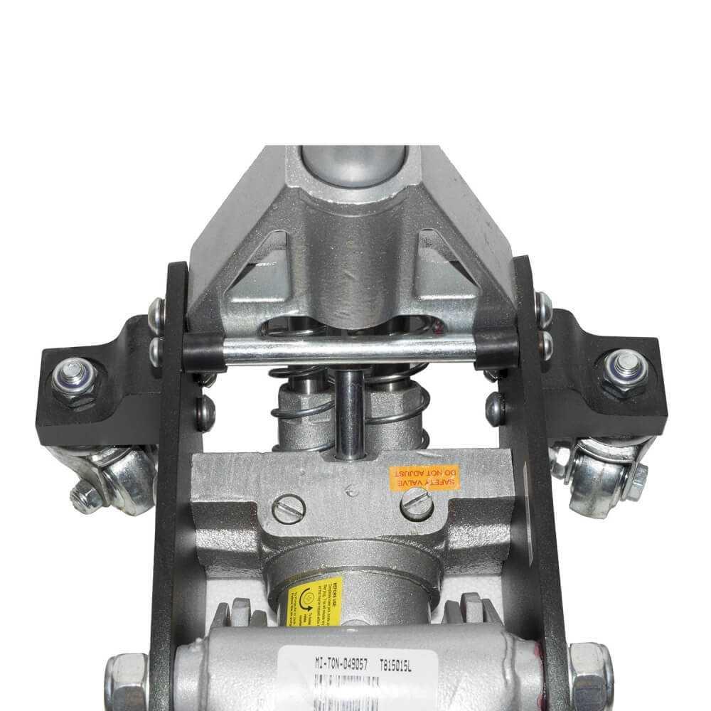 Gata Caimán Aluminio de 1.5 Toneladas T815015L Torin