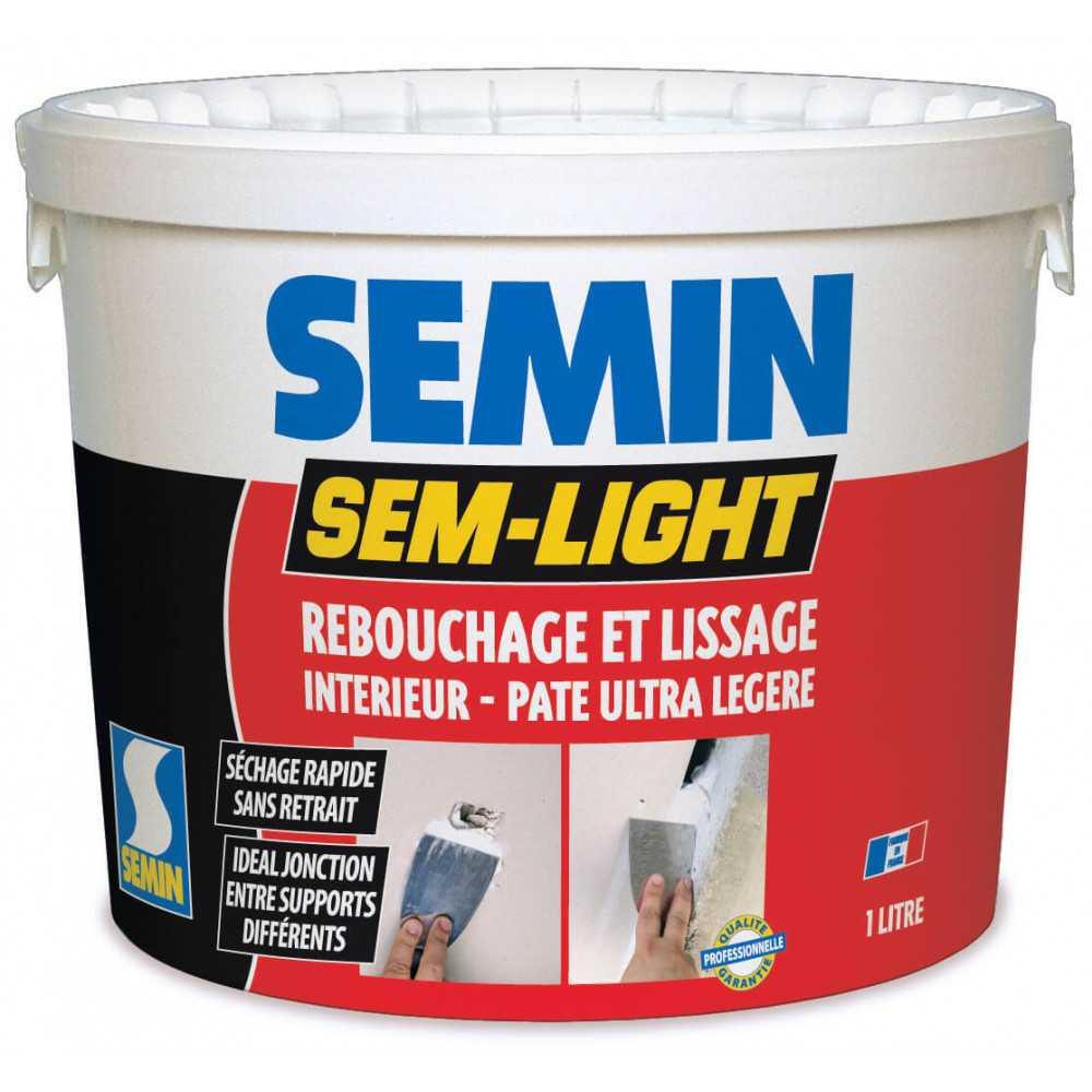Pasta Muro SEM-LIGHT Ultra-Liviana 5LTS Semin A01391