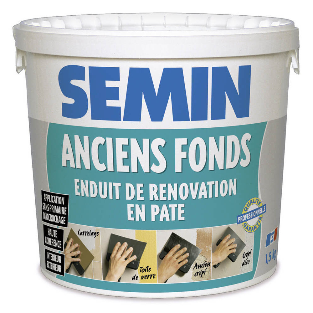 Revoque de Renovación Anciens Fonds 15 KG Semin A00550