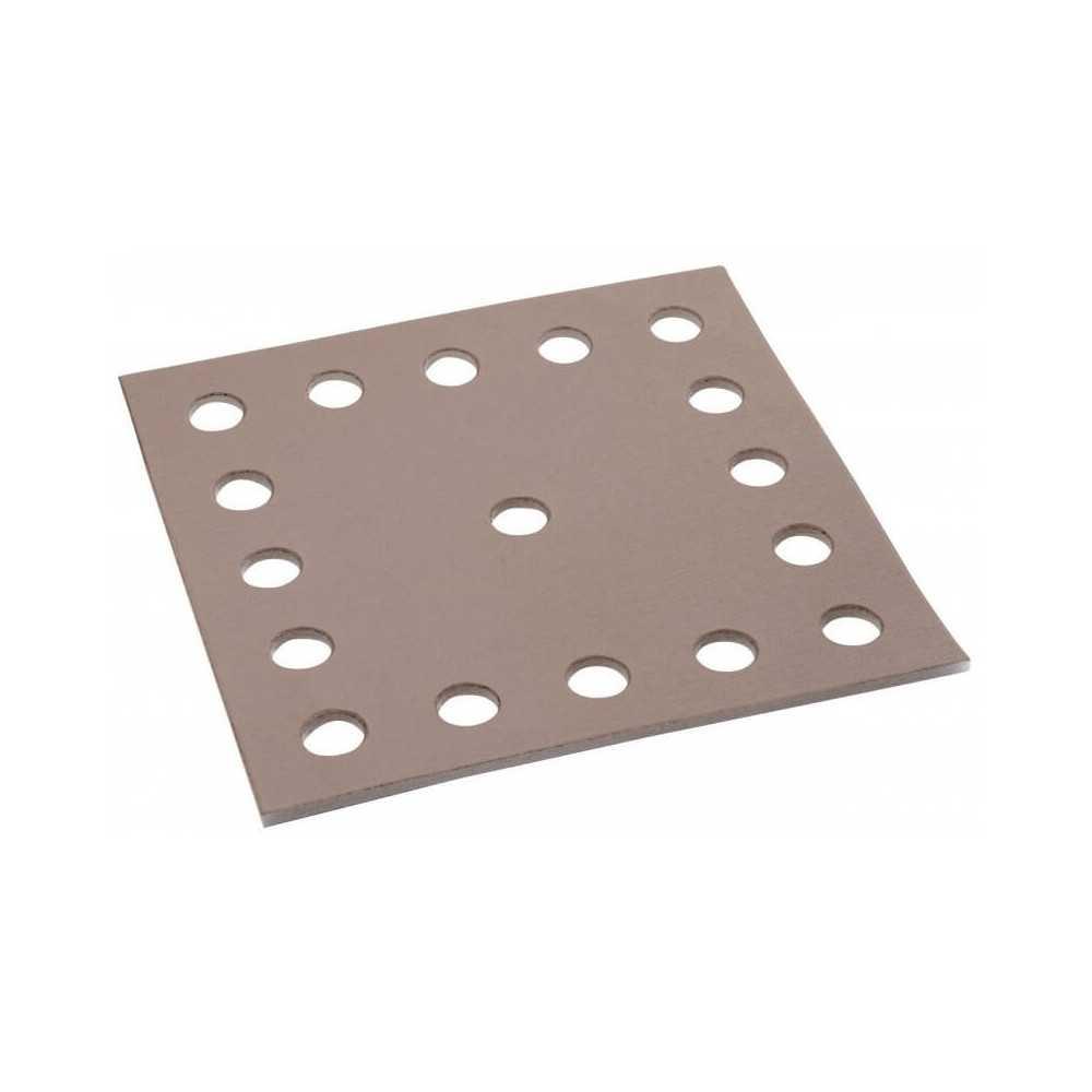 Set Hojas Lija 20x20 cm para Lijadora Plana Manual Grano Fino 25 Unidades L'OUTIL PARFAIT 1359025