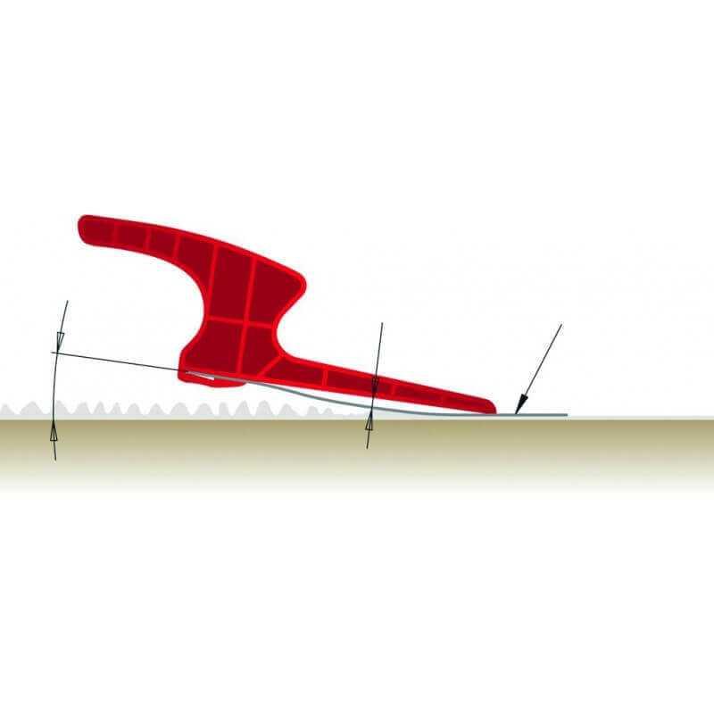 Espátula para Alisado Parfait Liss 60 cm L'OUTIL PARFAIT 541060