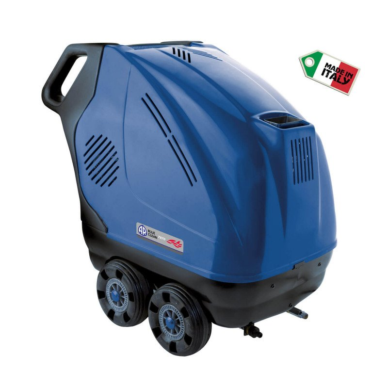 Hidrolavadora agua caliente 7400W 380V 200 Bar 7870 Annove Reverberi MI-ANR-049508