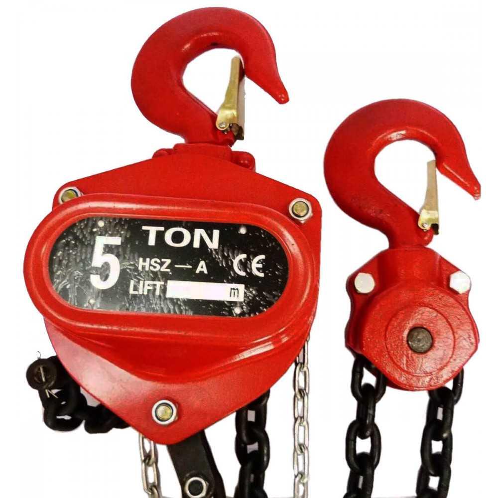 Tecle Cadena Manual 5TN 3M TRC90501 Torin MI-TON-35225