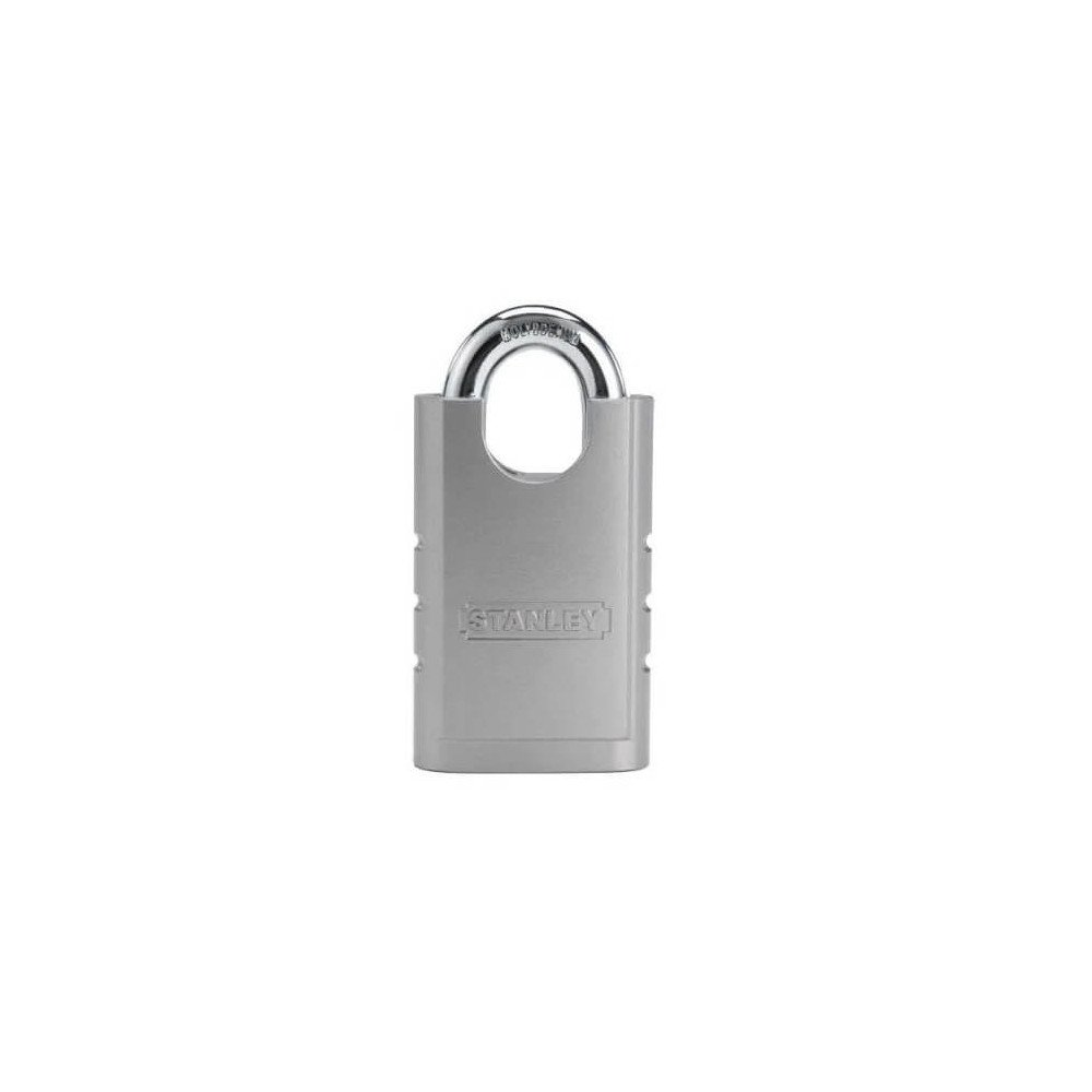 Candado Máxima Seguridad 24/7 60 MM con 2 llaves S828-160 Stanley 24720220