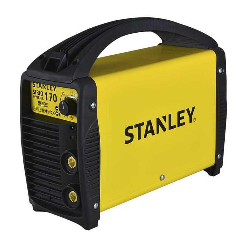 Soldadora Inverter 160A Sirio-170 MMA Stanley 24710015