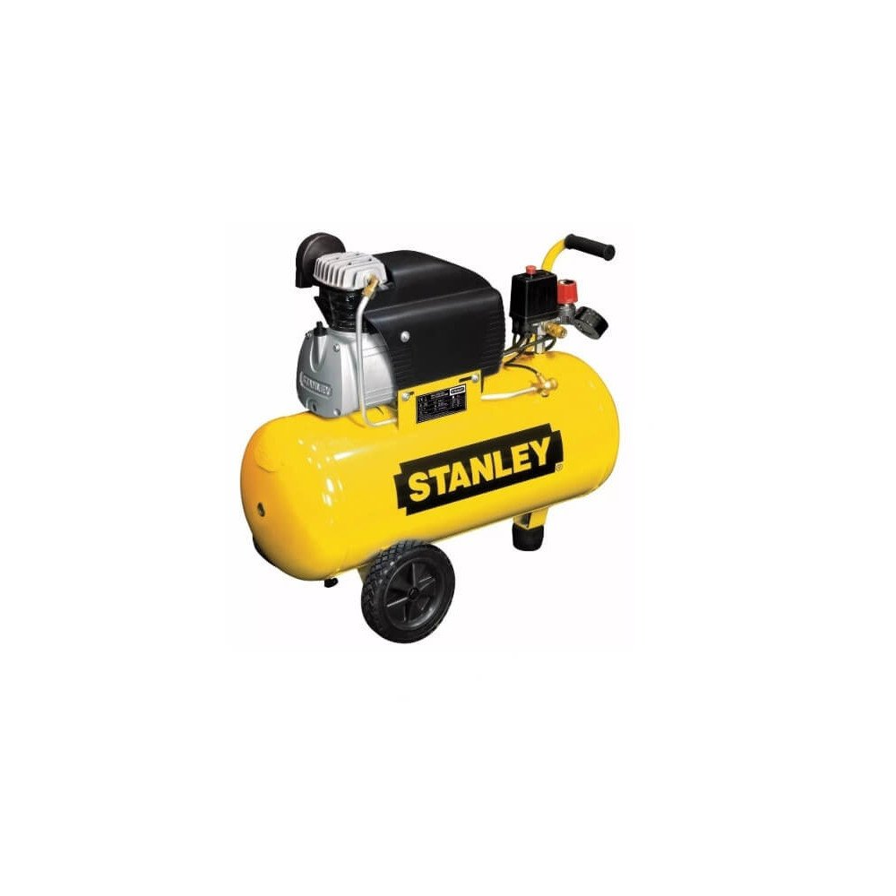 Compresor Monofásico 50L 2HP 116PSI Stanley 24730021