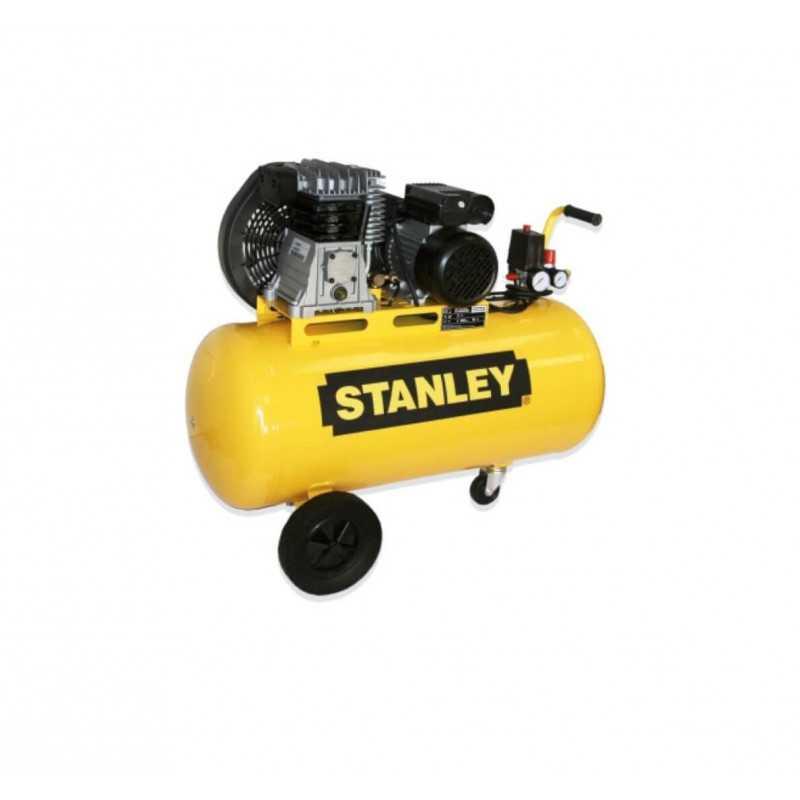 Compresor Monofásico 100L 2HP 131PSI B 251E/9/100 Stanley 24730037