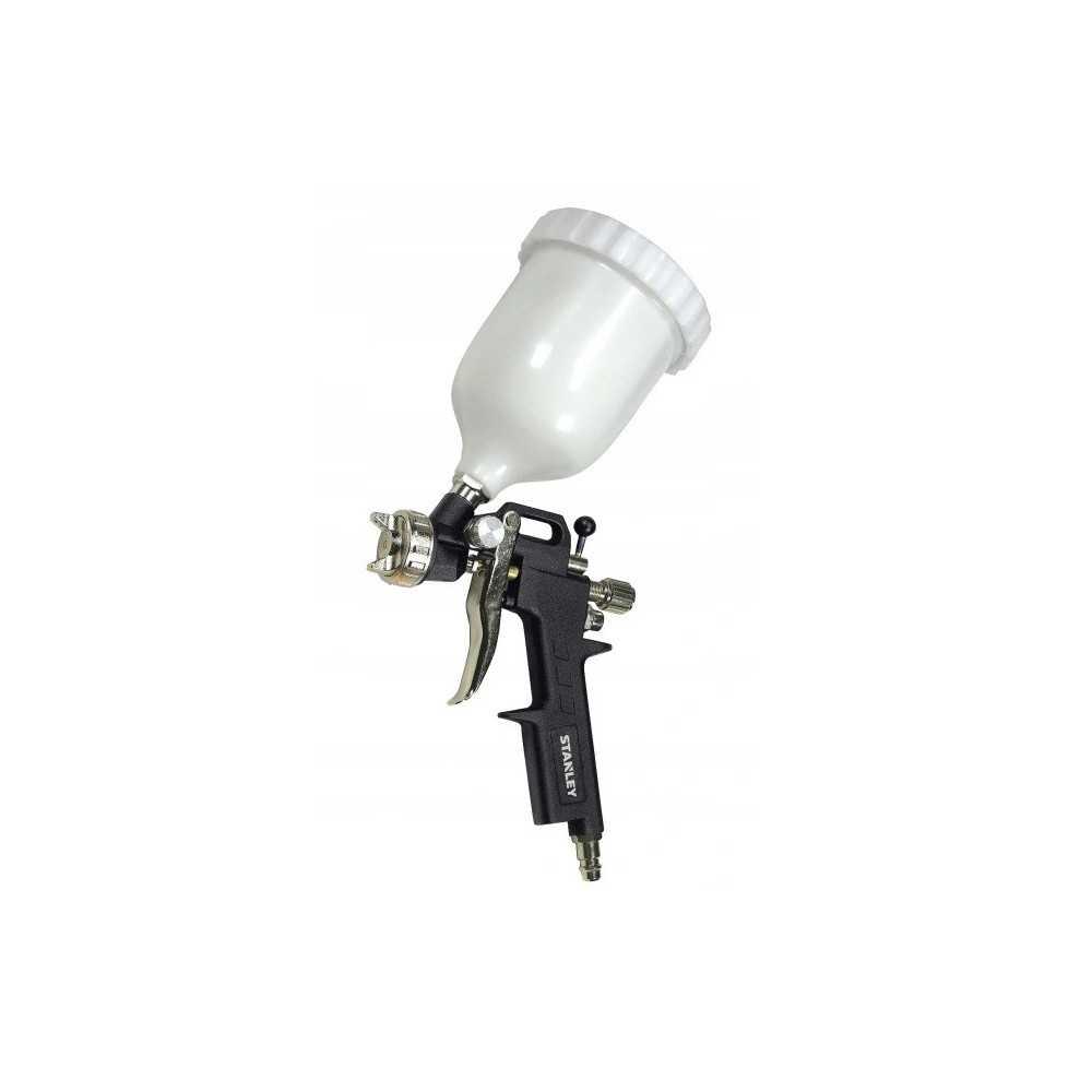 Pistola Pintar Gravedad 500 CC Boquilla 2,5 MM 58 PSI 160132XSTN Stanley 24731023