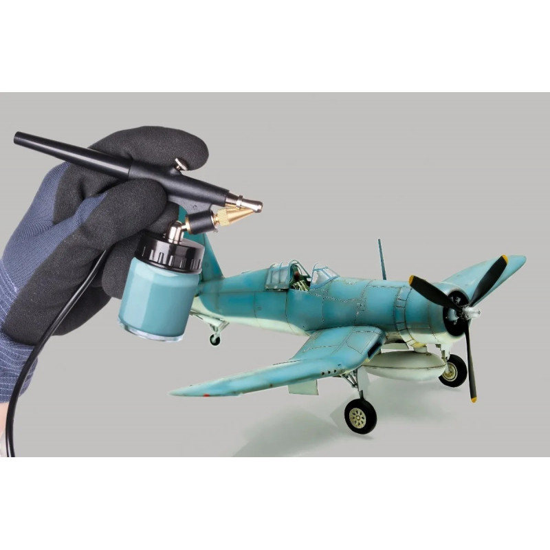 Aerografo 2x24CC Boquilla 0,4 MM 44PSI 150119XSTN Stanley 24731031