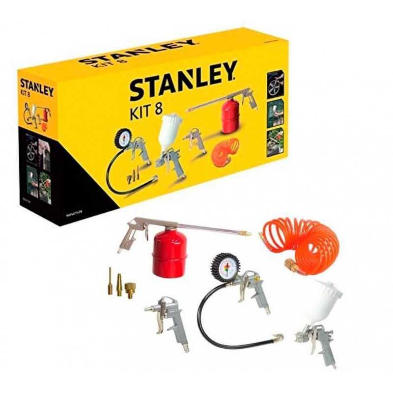 Kit Compresor 8 Piezas 9045671STN Stanley 24731063