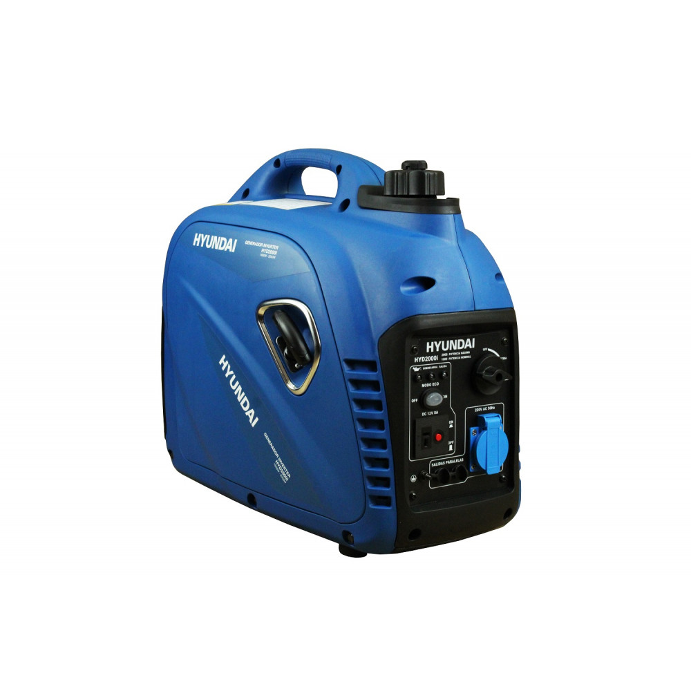Generador Eléctrico Inverter digital a gasolina 2 kw Partida manual 82HYD2000I