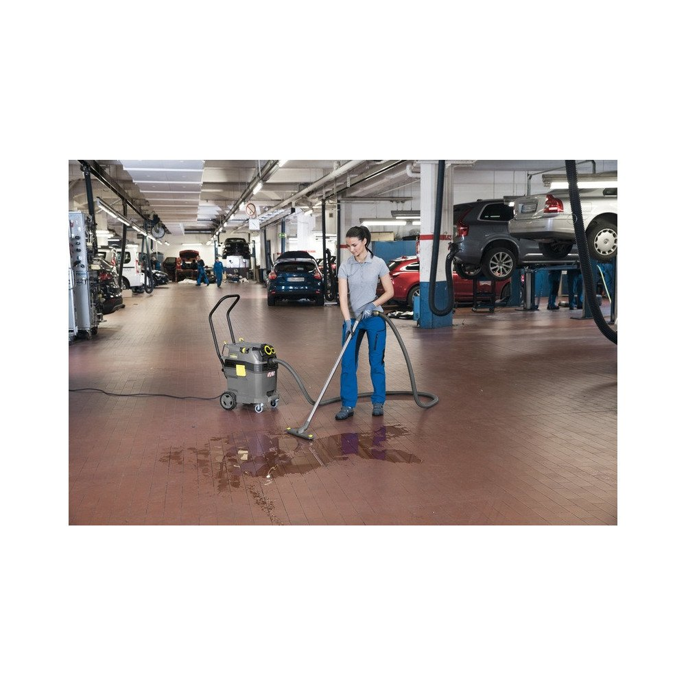 Aspiradora en seco y húmedo 1380W 40 Lt NT 40/1 Tact Te L Karcher 1.148-311.0