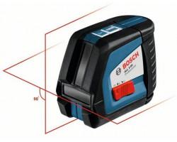Niveles laser de linea Bosch GLL 2-50