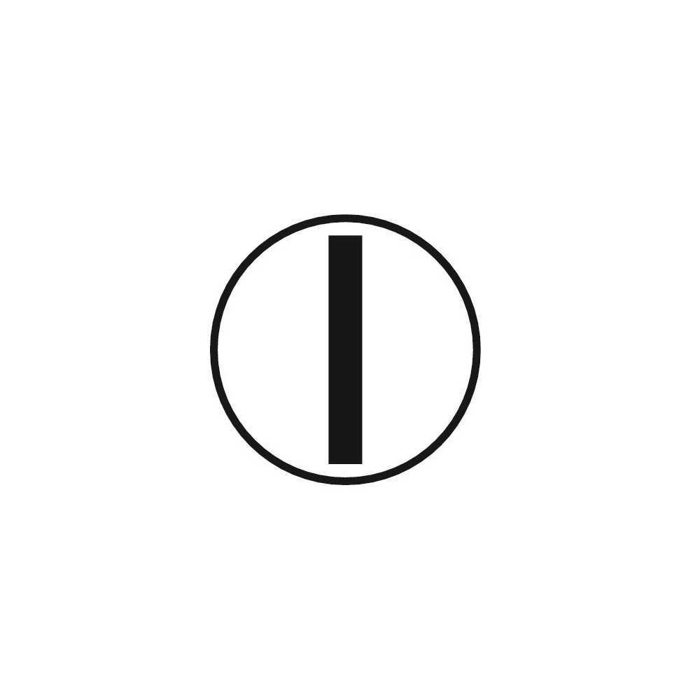 Destornillador de Paleta Cónica 1.1x5.5x100 MM Bahco 611-5.5-100