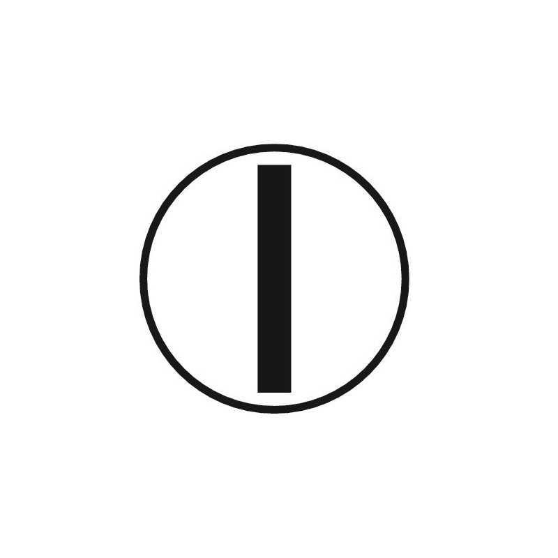 Destornillador de Paleta Cónica 1.2x6.5x25 MM Bahco 611-6.5-25