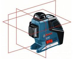 Nivel laser de Planos + NS 150 Bosch GLL 3-80 P