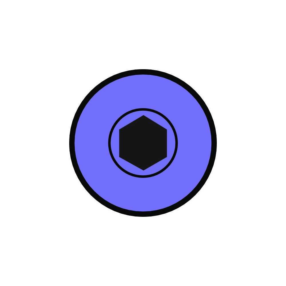 Destornillador llave de vaso hexagonal 12x125 mm Bahco BE-7812