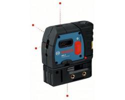 Niveles laser de puntos Bosch GPL 5
