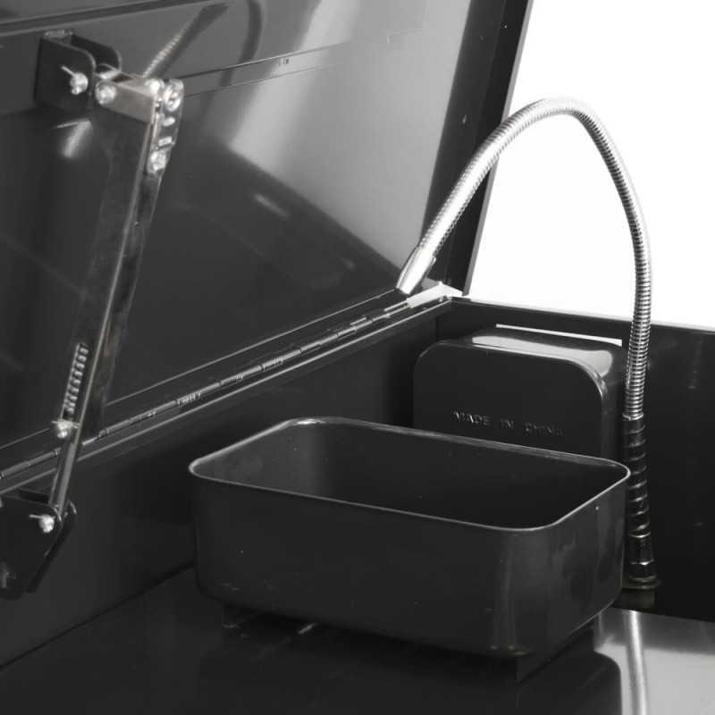 Lavador de piezas de 20 galones TRG4001-20 Torin MI-TON-35217