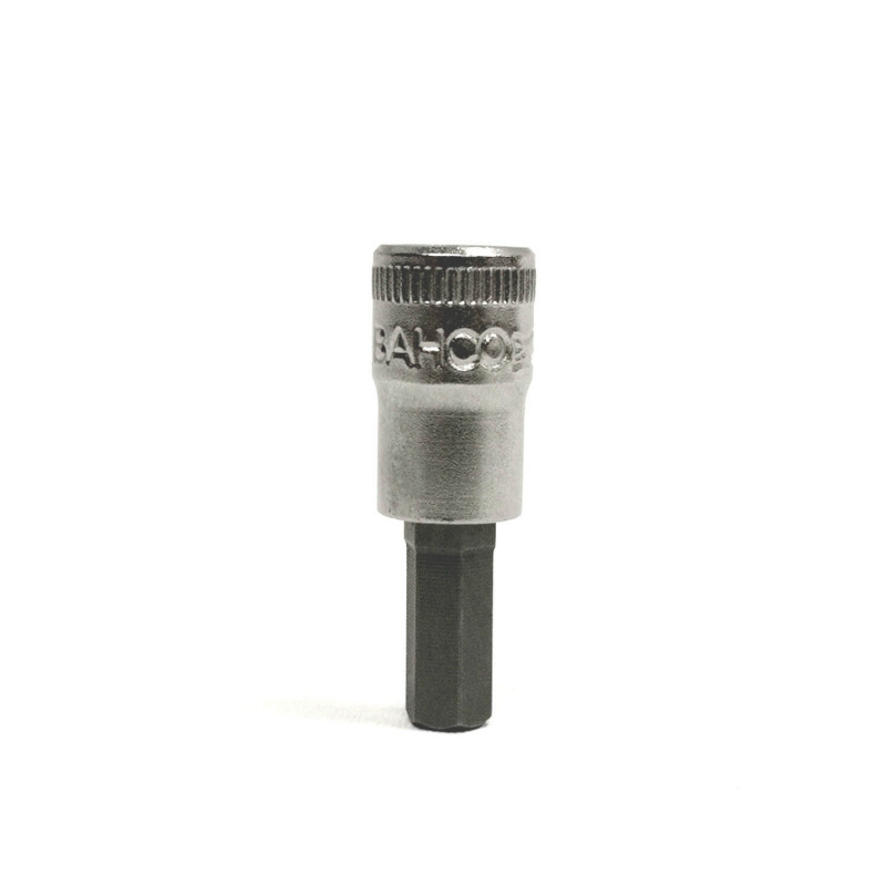 "Dado 1/4"" CON PUNTA HEXAGONAL 6MM Bahco SBS67M-6"