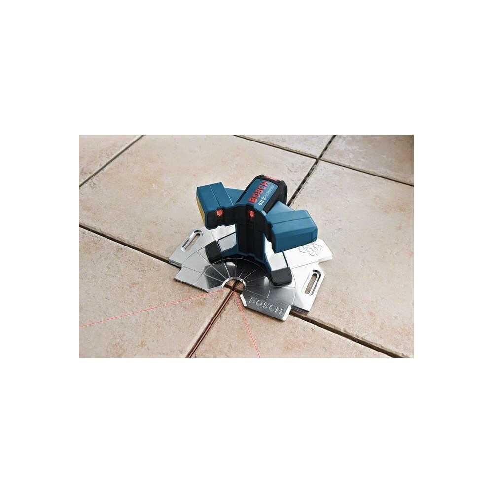 Niveles laser para Baldosines Bosch GTL 3
