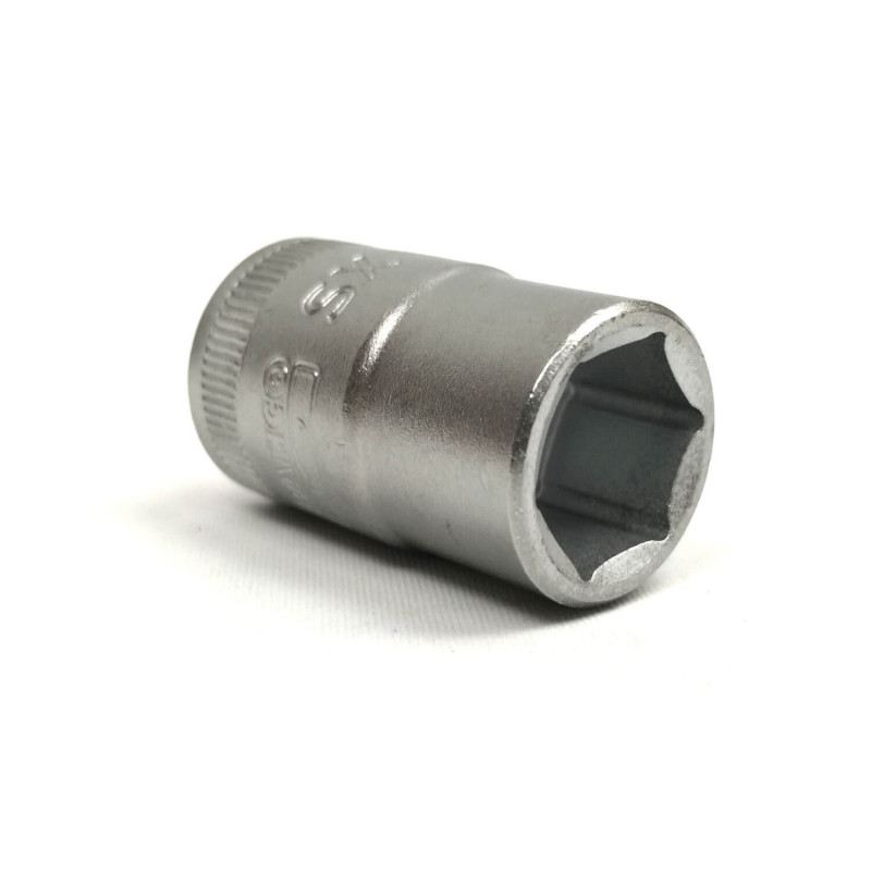 "Dado HEXAGONAL 1/2"" X 15MM Bahco SBS80-15"