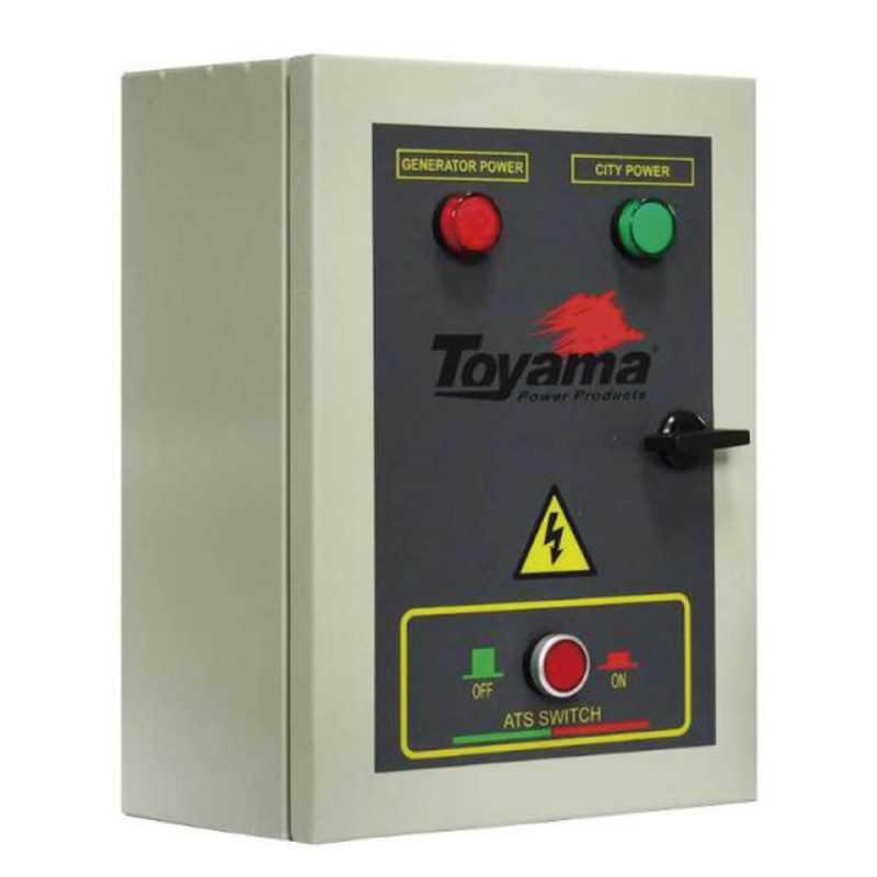 ATS - Tablero de Transferencia para generador TDWG12000SGE-N Monofásico Toyama 256-003