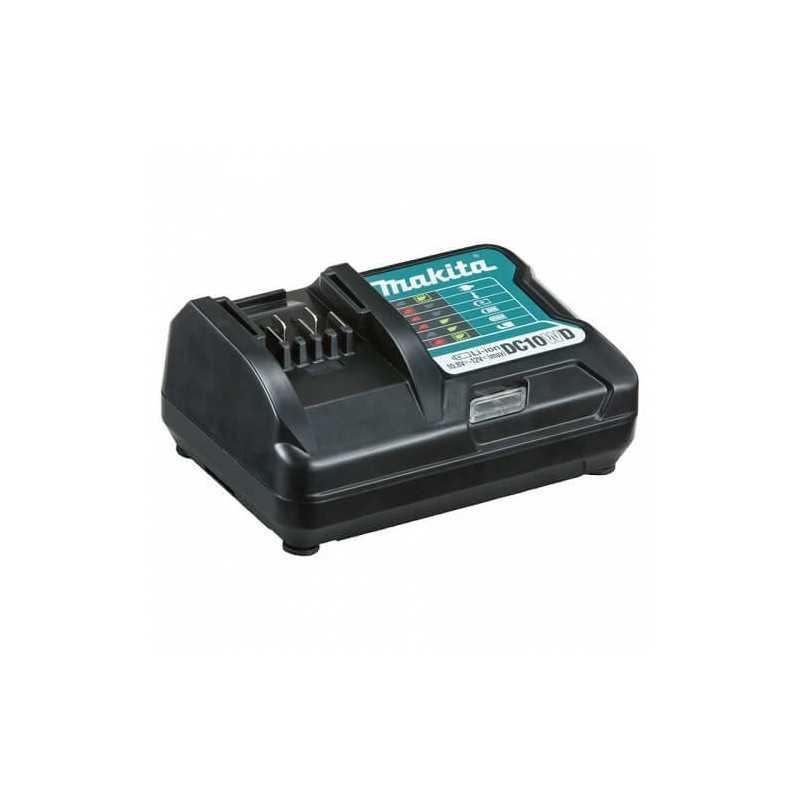 Chaqueta Térmica Talla 3XL CV102DZ + Batería 12V MAX 1.5 Ah BL1015 + Cargador DC10WD Makita CV102DZ3XL-1