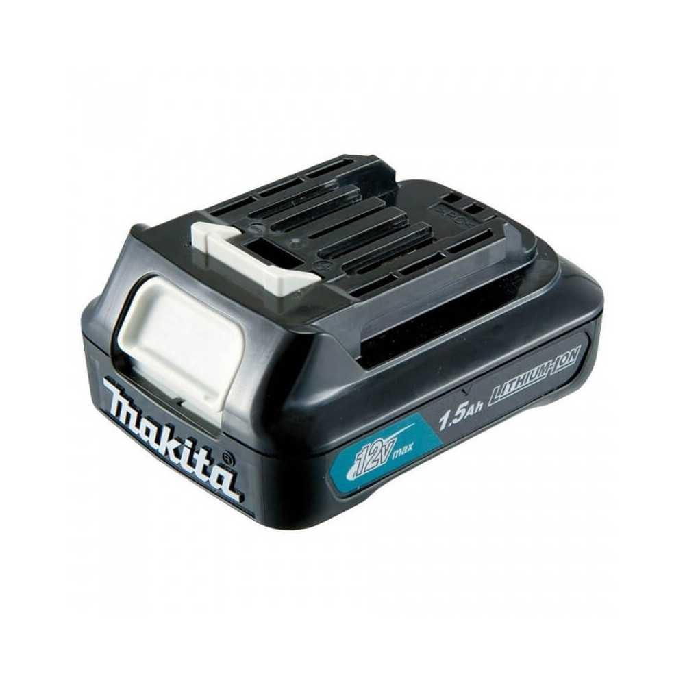 Chaqueta Térmica Talla 3XL CJ105D + Batería 12V MAX 1.5 Ah BL1015 + Cargador DC10WD Makita CJ105DZ3XL-1