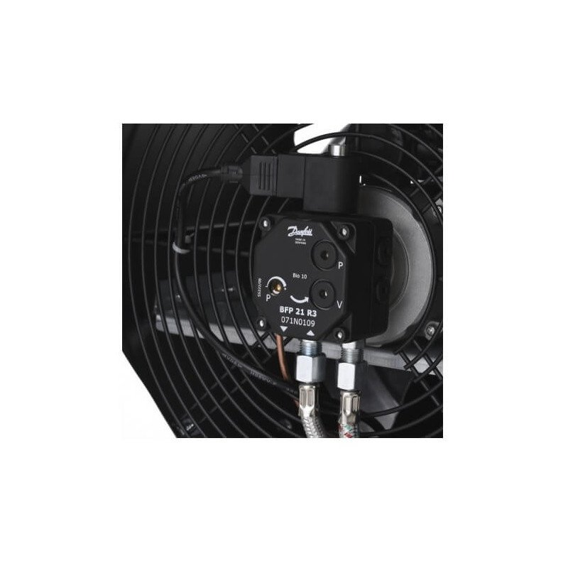 Turbo Calefactor Diésel/Parafina 83KW DHT100R Power Pro 103010927