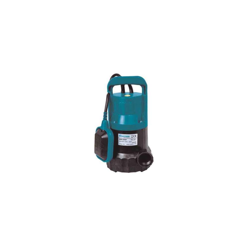 Bomba de Agua Sumergible Para Aguas Limpias 0.7 HP 220 V 50HZ AQUASTRONG EKS500P