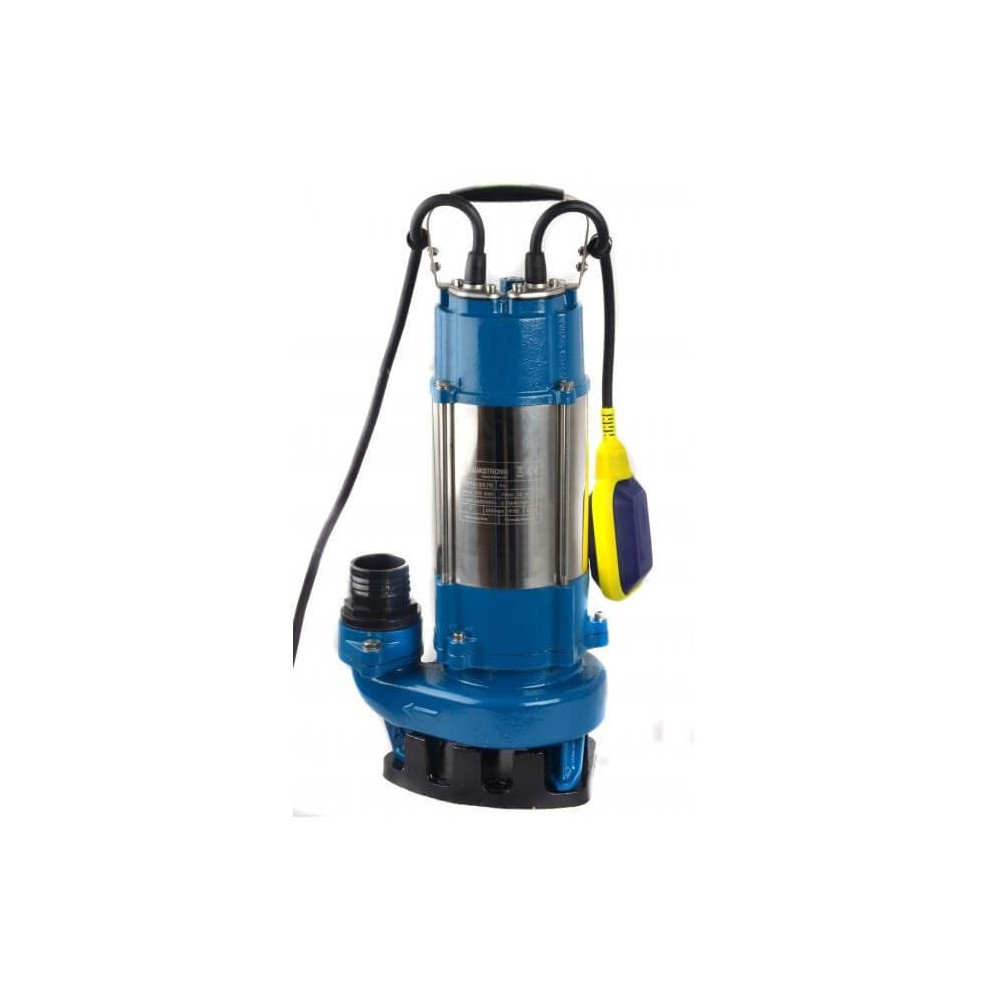 Bomba de Agua Sumergible Para Aguas Residuales 1 HP 220 V ESP18-12/0.75I AQUASTRONG ESP1812