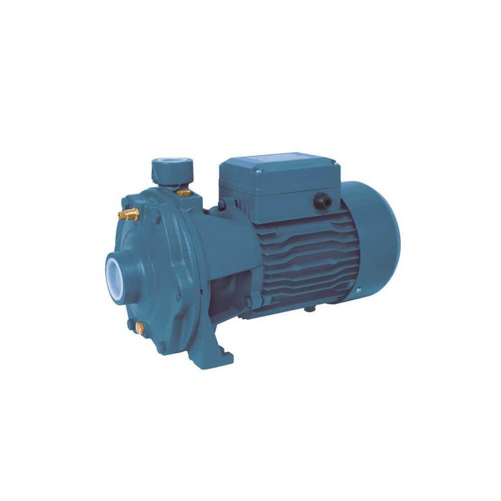 """Bomba de Agua Centrífuga Doble Impulsor 1 1/2"""" x 1"""" 1.5HP / Para Aguas Limpias AQUASTRONG 2ECM25/140M"""